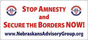 2010 No Amnesty Billboard