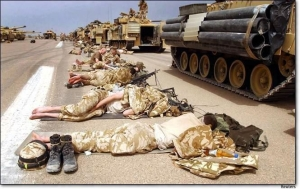 Military Bunks