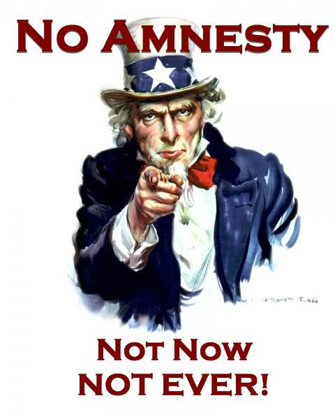 No AmnestyNotNowNotEver