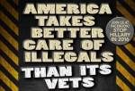 Cares more about IA than VETS