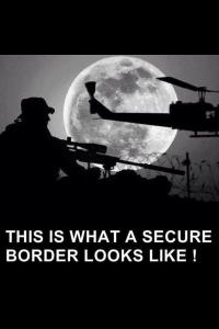 This is what a secure Border Looks Like