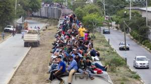 Train loads of Illegal Aliens