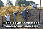 Here come more Obamacare Sign Ups
