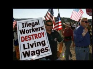 Illegal Aliens destroy wages