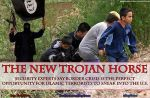 Islamist Terrorists sneak in Southern Border