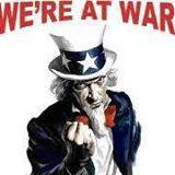 Uncle Sam  We're at War