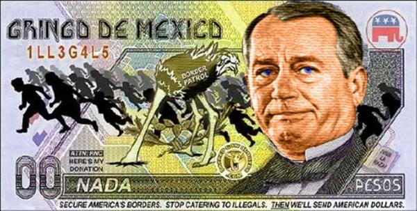 Gringo De Mexico BOEHNER