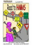 Road to Hamas - Cartoonish