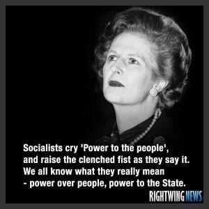 Socialists CRY POWER TO THE PEOPLE