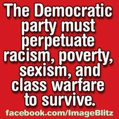 The Democratic Party Must Perpetuate