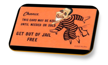 Obama Get Out of Jail card